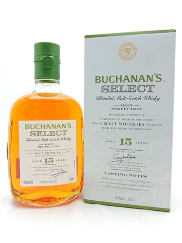 Buchanan's 15 Year Old Scotch
