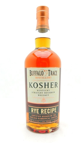 Buffalo Trace Kosher Rye Recipe