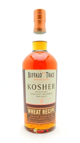 Buffalo Trace Kosher Wheat Recipe same grains as WL Weller