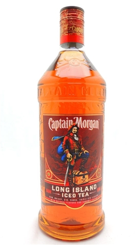 Captain Morgan Long Island Iced Tea Half Gallon