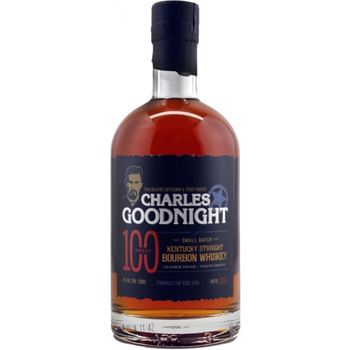 Charles Goodnight Bourbon Whiskey