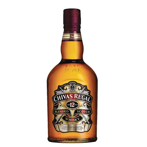 Chivas Regal Scotch 12 Years