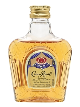 Crown Royal Miniature Whiskey