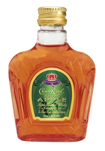 Crown Royal Apple Miniature Whiskey