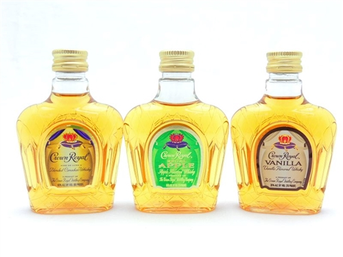 Crown Royal Miniature Whiskey Collection
