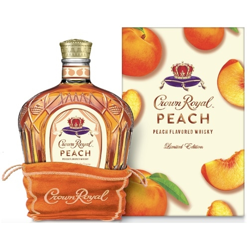 Crown Royal Peach Whiskey
