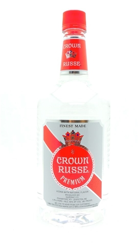 Crown Russe Vodka Half Gallon