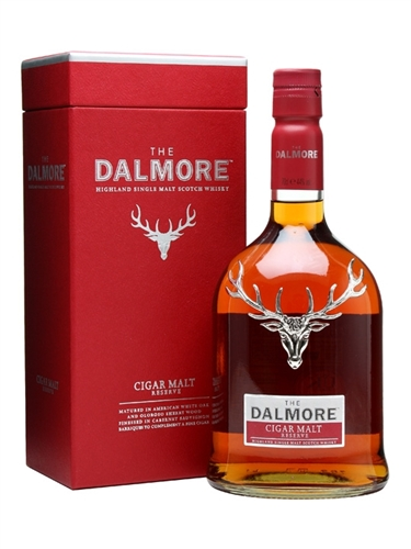 Dalmore Cigar Scotch