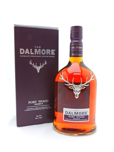 Dalmore Port Wood Scotch