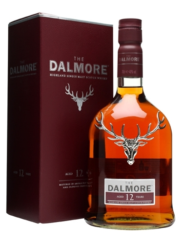Dalmore 12 Years Scotch
