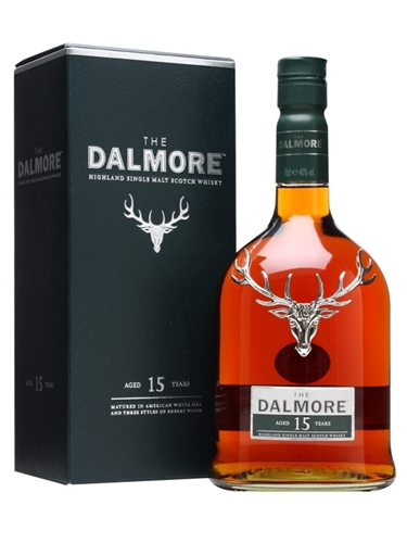 Dalmore 15 Years Scotch