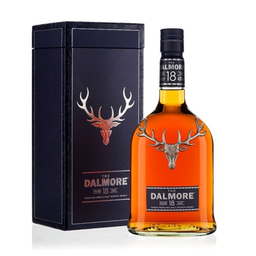 Dalmore 18 Years Old Scotch