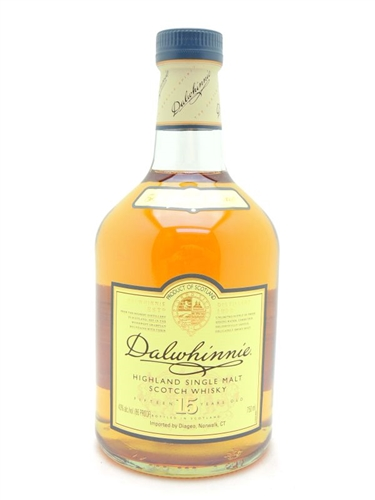Dalwhinnie Scotch
