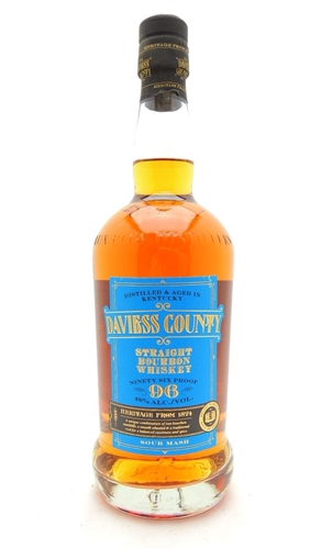 Daviess County Bourbon Whiskey