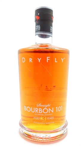 Dry Fly Bourbon Whiskey 101