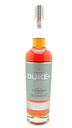 Duke Grand Cru Founder's Reserve Bourbon