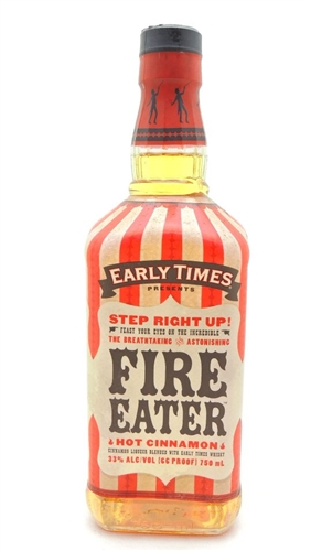 Early Times Fire Eater Cinnamon Whiskey