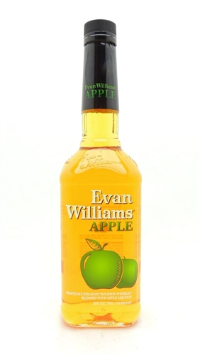Evan Williams Apple Bourbon Whiskey