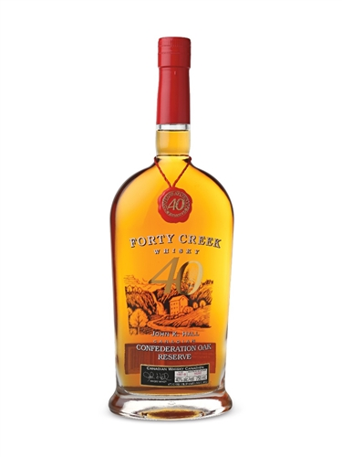 Forty Creek Confederation Oak Whiskey