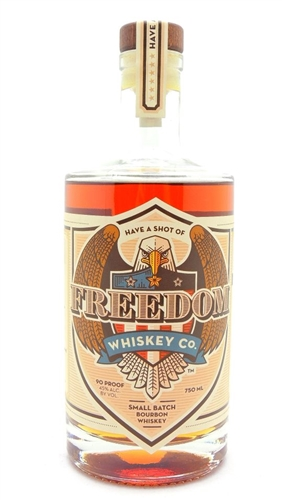 Have a Shot of Freedom Whiskey