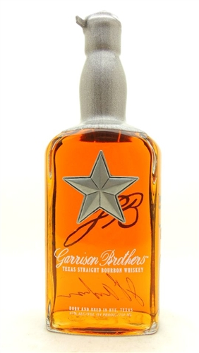 Garrison Brothers Single Barrel Bourbon Whiskey