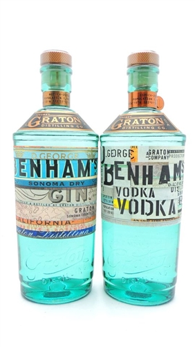 George Benham's Vodka Gin Collection
