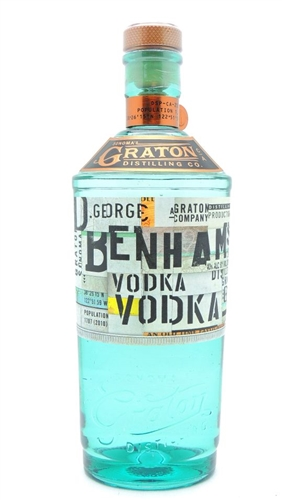 George Benham's Vodka