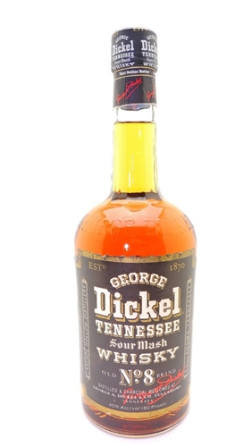 George Dickel Number 8 Whisky