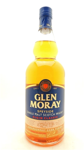 Glen Moray Chardonnay Cask Finish Scotch