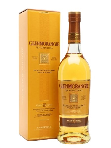 Glenmorangie 10 Year Old Single Malt Scotch