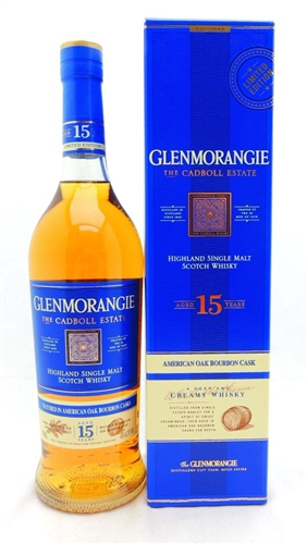 Glenmorangie Cadboll Estate 15 Year Old Scotch