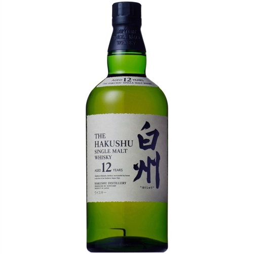 Hakushu Whiskey 12 Years