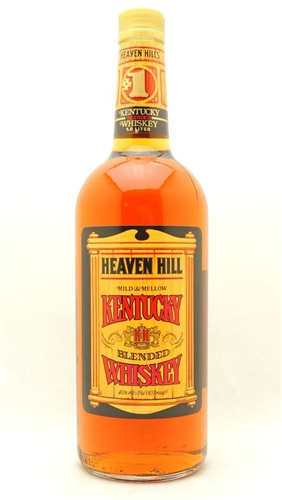 Heaven Hill Whiskey