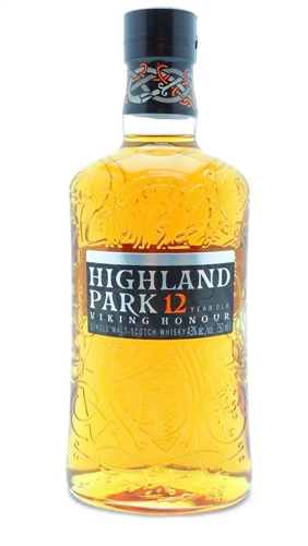 Highland Park 12 Year Old Single Malt Scotch Hard to in stock!