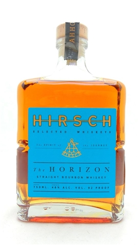 Hirsch Horizon Bourbon Whiskey