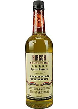 Hirsch Corn Whiskey