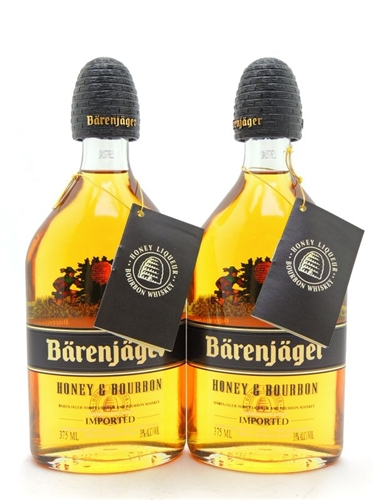 Honey Jägermeister Barenjager Honey Jagermeister & Bourbon