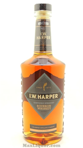 IW Harper Bourbon Whiskey 82 Proof