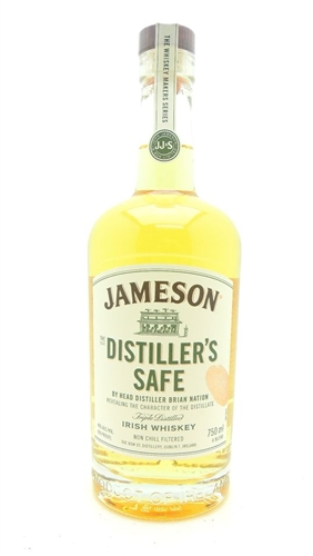 Jameson Distiller's Safe Irish Whiskey