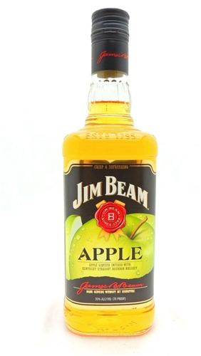 Jim Beam Apple Whiskey