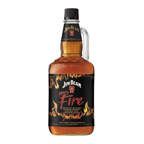 Jim Beam Fire Half Gallon