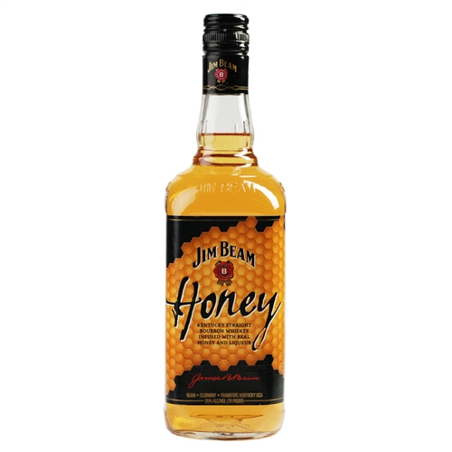 Jim Beam Honey Whiskey