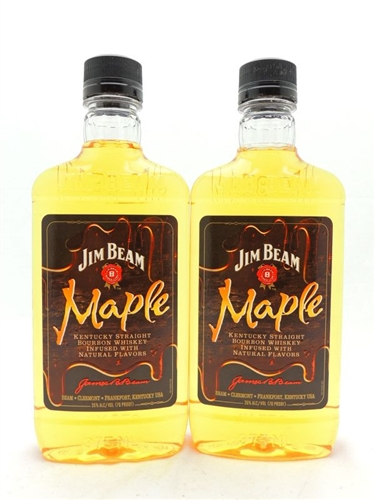 Jim Beam Maple Bourbon Whiskey