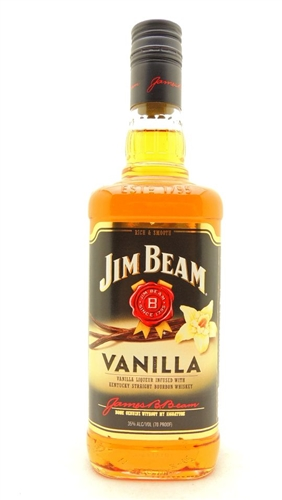 Jim Beam Vanilla Whiskey