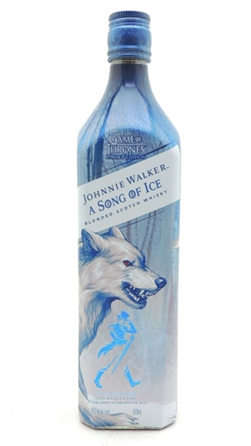 Johnnie Walker A Song of Ice Game of Thrones