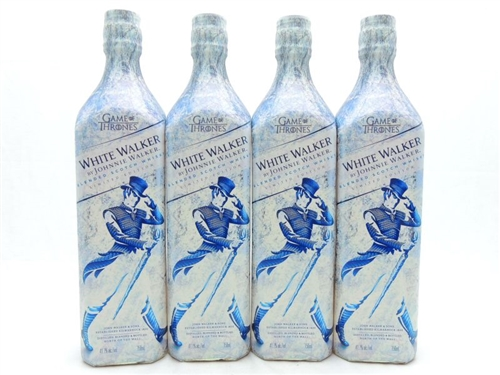Johnnie Walker White Walker Games of Thrones Set