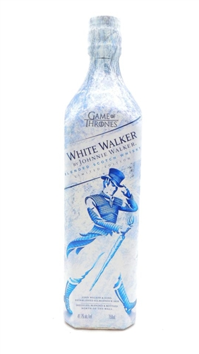 Johnnie Walker White Walker Games of Thrones
