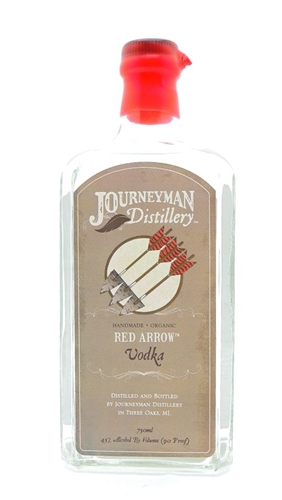 Journeyman Red Arrow Vodka