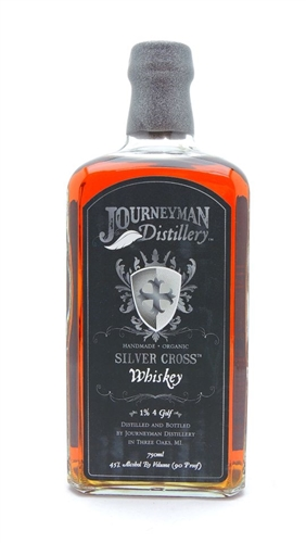 Journeyman Silver Cross Whiskey