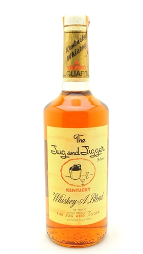 Jug and Jigger Whiskey